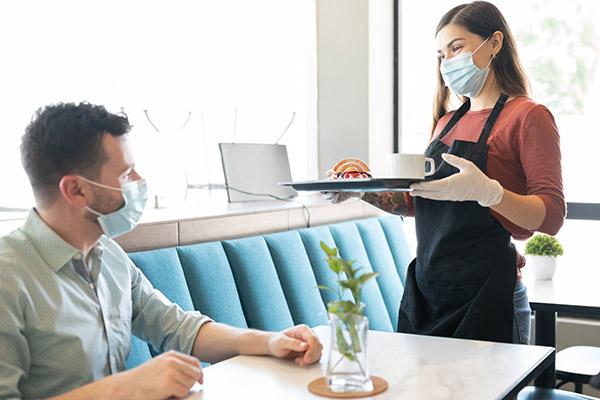 Safety Precautions - Rowhouse Restaurant Bar, Washington